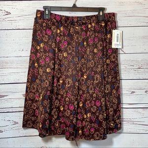 NWT LuLaRoe Madison polyester skirt